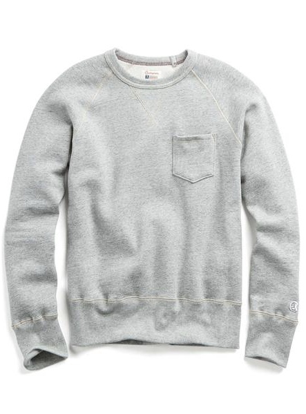 Todd Snyder x Champion Classic Pocket Sweatshirt