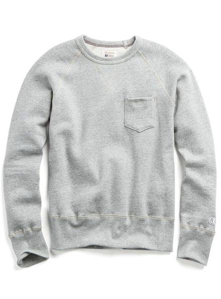 Todd Snyder x Champion Classic Pocket Sweatshirt