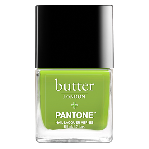 Butter London + Pantone Nail Polish in Greenery