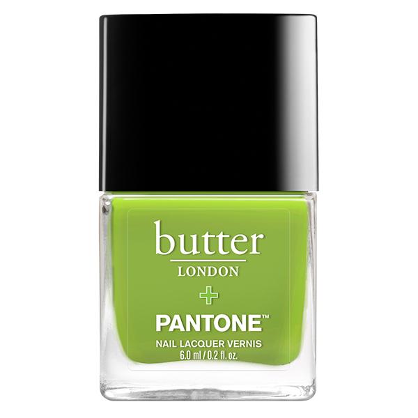 Butter London + Pantone Nail Polish in Greenery