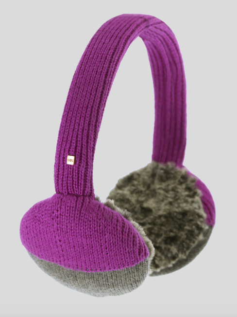 UR Powered Amanda Two Tone Womens Audio Earmuff