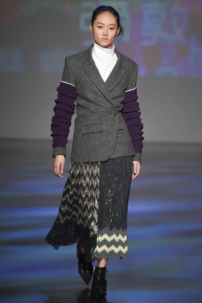 Vivienne Tam F/W 2017 Ready-to-Wear