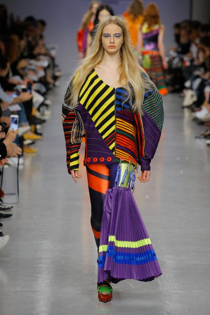 Central Saint Martins Fall 2017 Ready-to-Wear