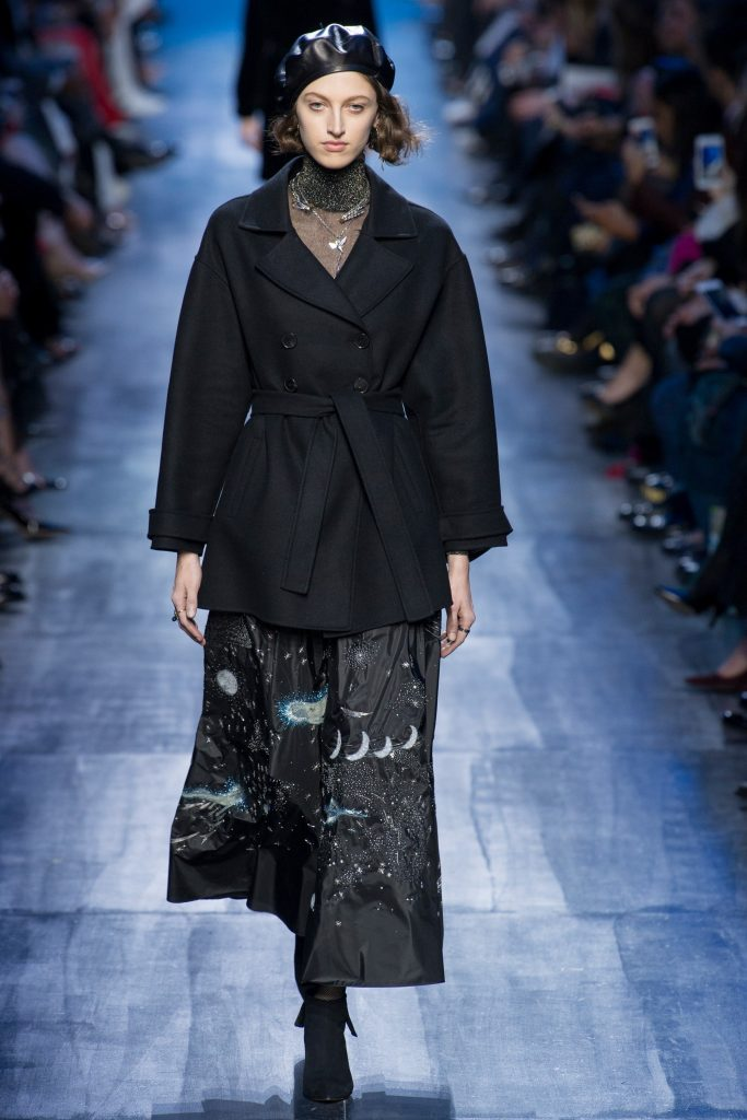 Christian Dior Fall 2017 RTW