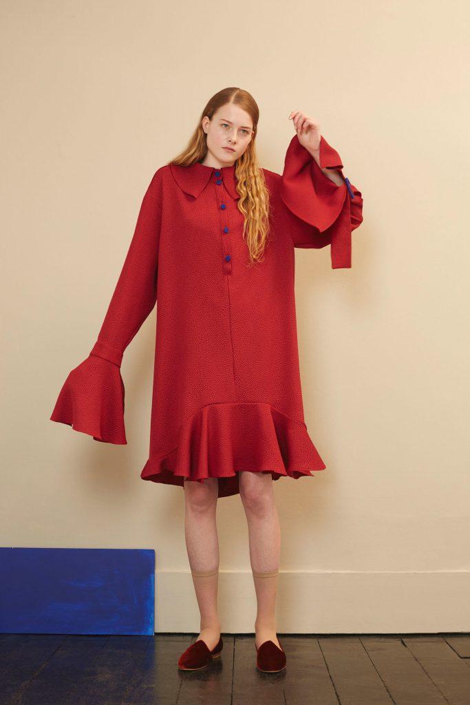 Edeline Lee Fall 2017 Ready-to-Wear
