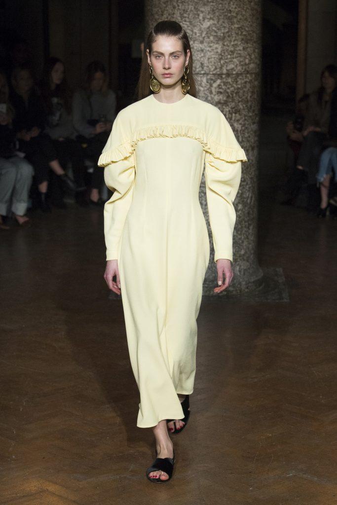Emilia Wickstead Fall 2017 Ready-to-Wear