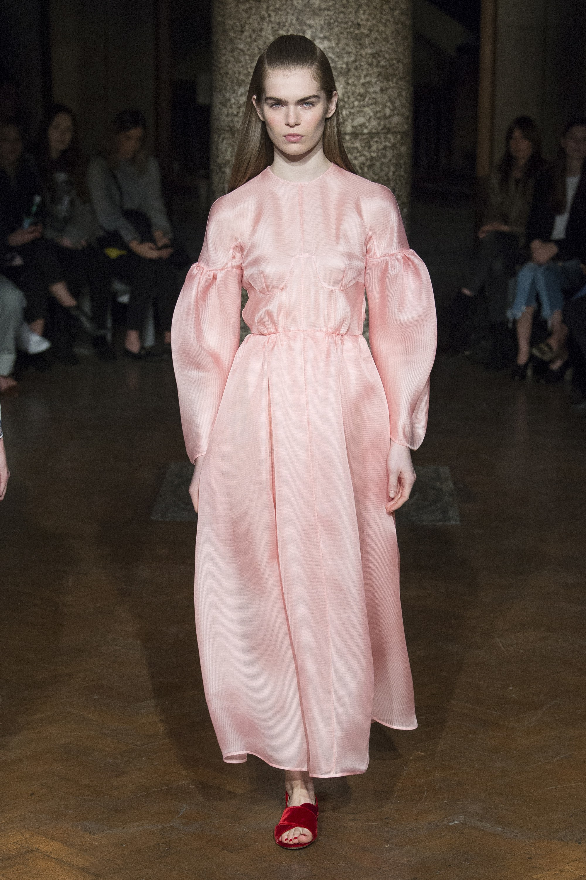 Emilia Wickstead Fall 2017 Ready-to-Wear