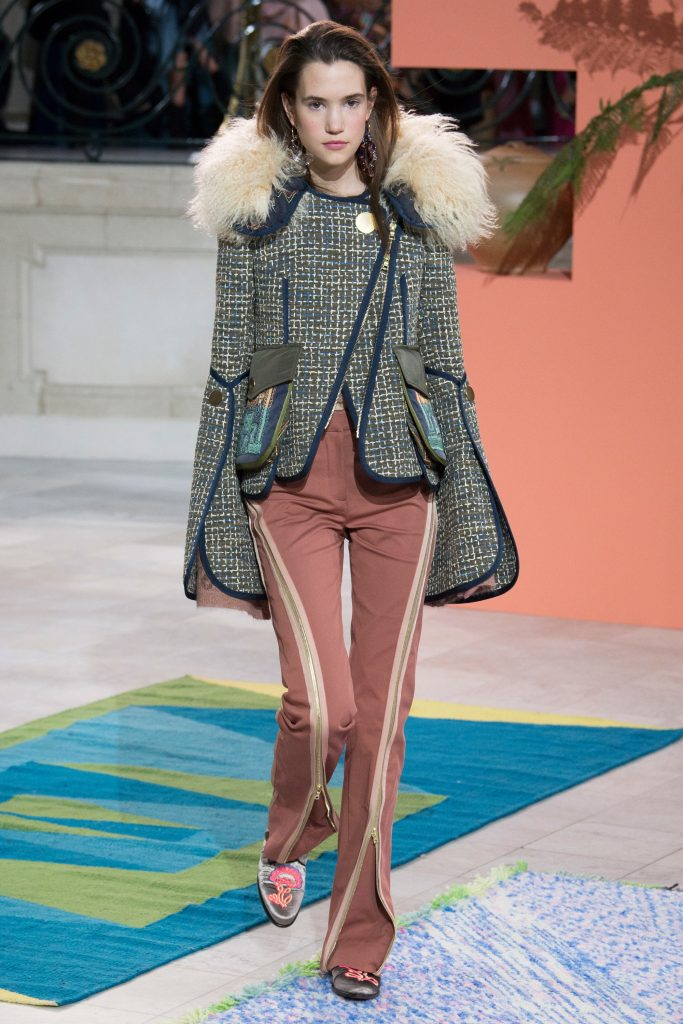 Peter Pilotto Fall 2017 Ready-to-Wear