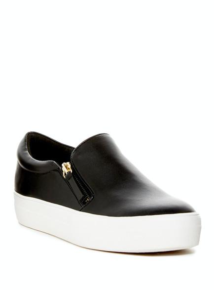 Steve Madden Glaamar Zip Sneaker