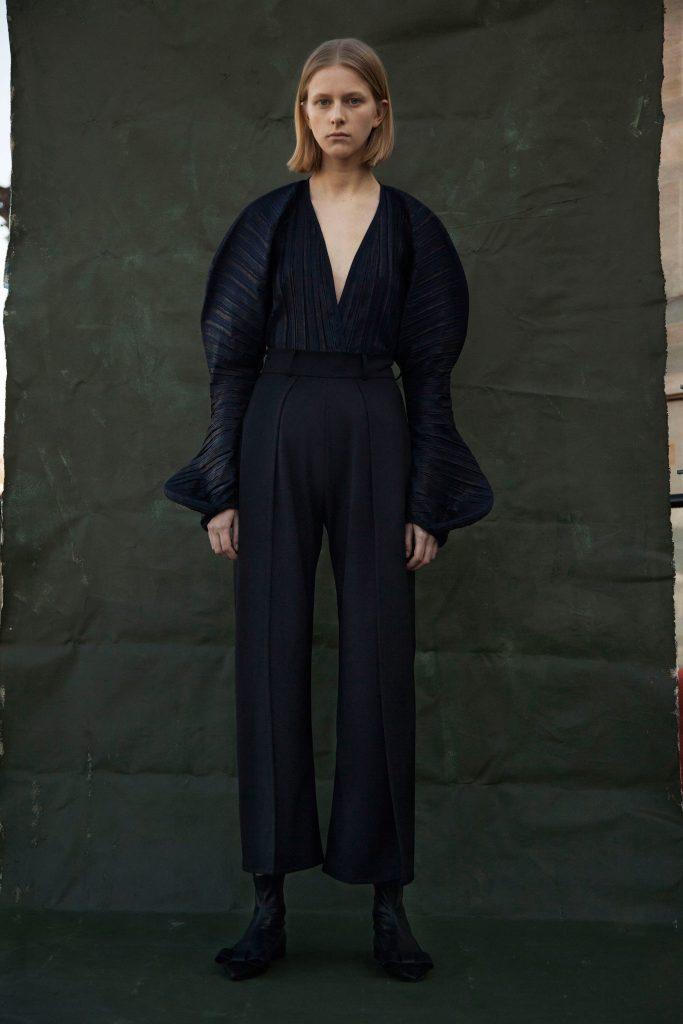 Sid Neigum Fall 2017 Ready-to-Wear