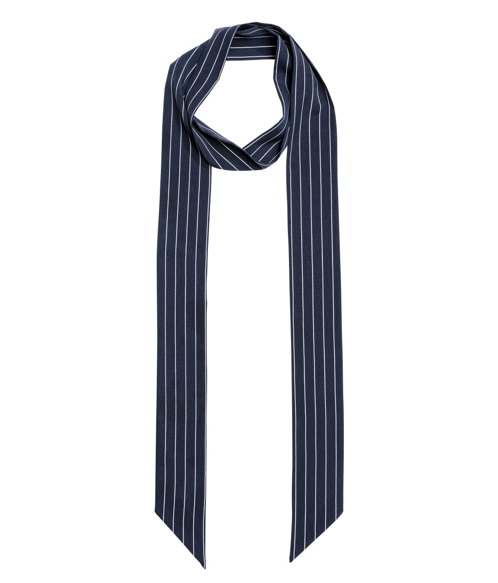 H&M Narrow Scarf