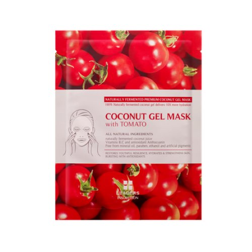 leaders cosmetics coconut gel mask