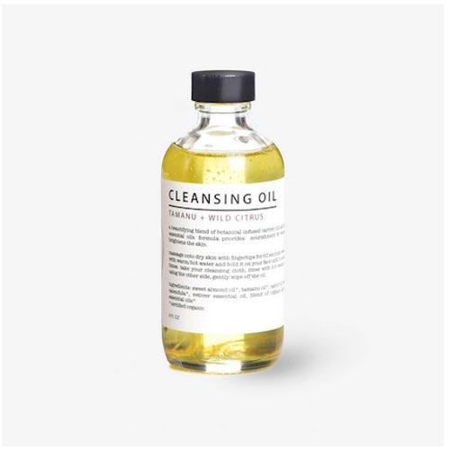 tamanu cleansing oil