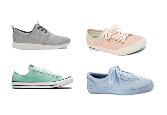 canvas shoes trend