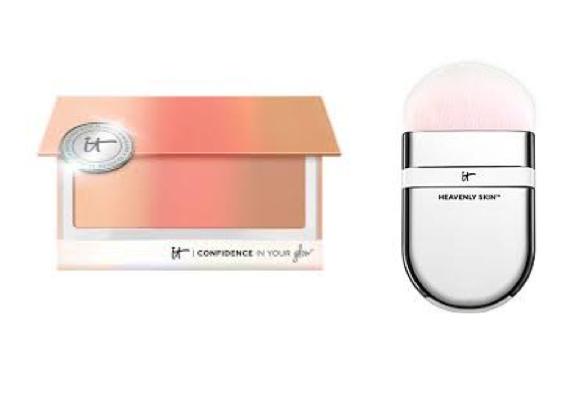 it cosmetics blush bronzer highlighter