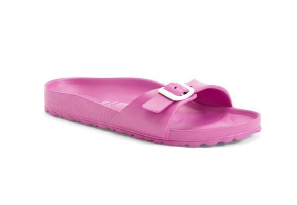 Birkenstock Essentials Madrid Slide Sandal, $30, Nordstrom.com