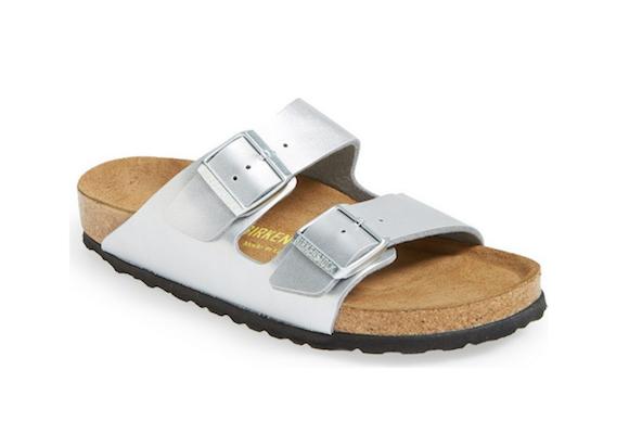 Birkenstock Arizona Birko-Flor Soft Footbed Sandal, $110, Nordstrom.com