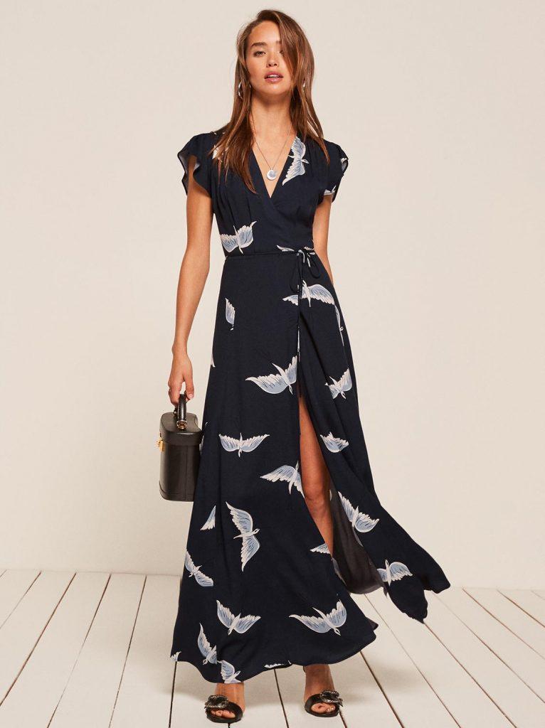 Reformation Sparrow Dress