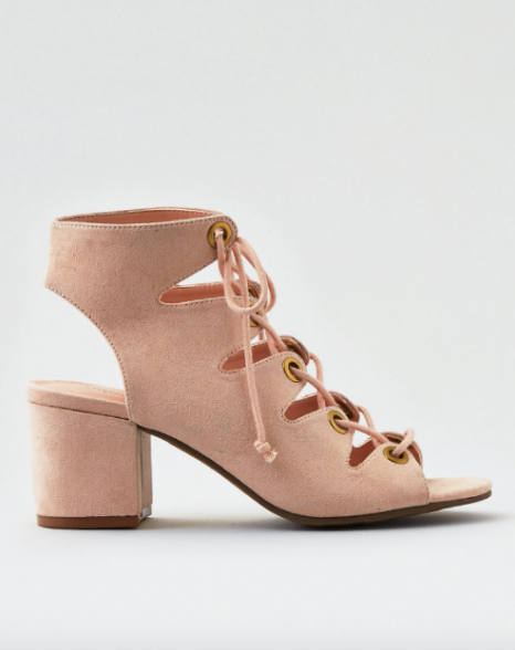 American Eagle Outfitters Chunky Heel Sandal