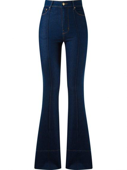 Amapo High Waist Flare Jeans