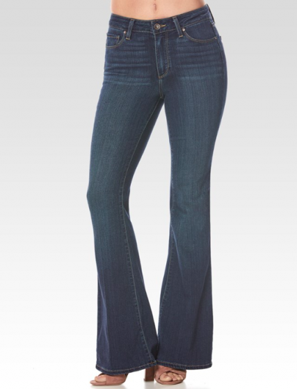Paige High Rise Bell Canyon Jean