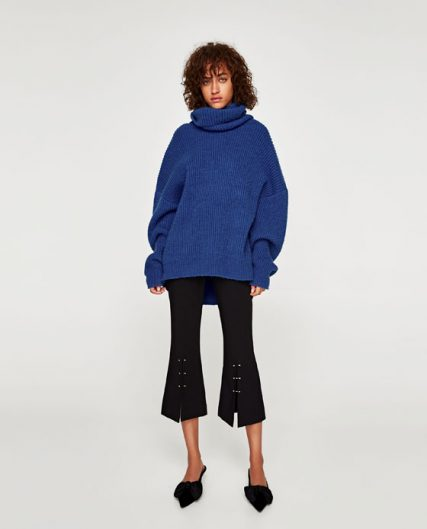 Zara Bell Bottom Trousers