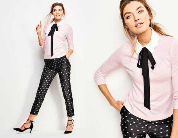 talbots fall 2017