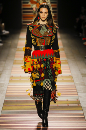 Etro F/W 2018 Read-to-Wear