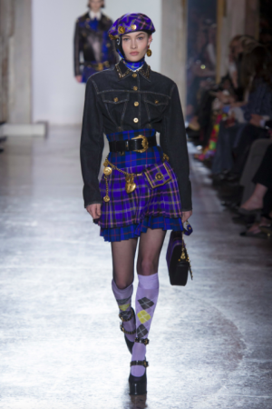 Versace F/W 2018 Ready-to-Wear