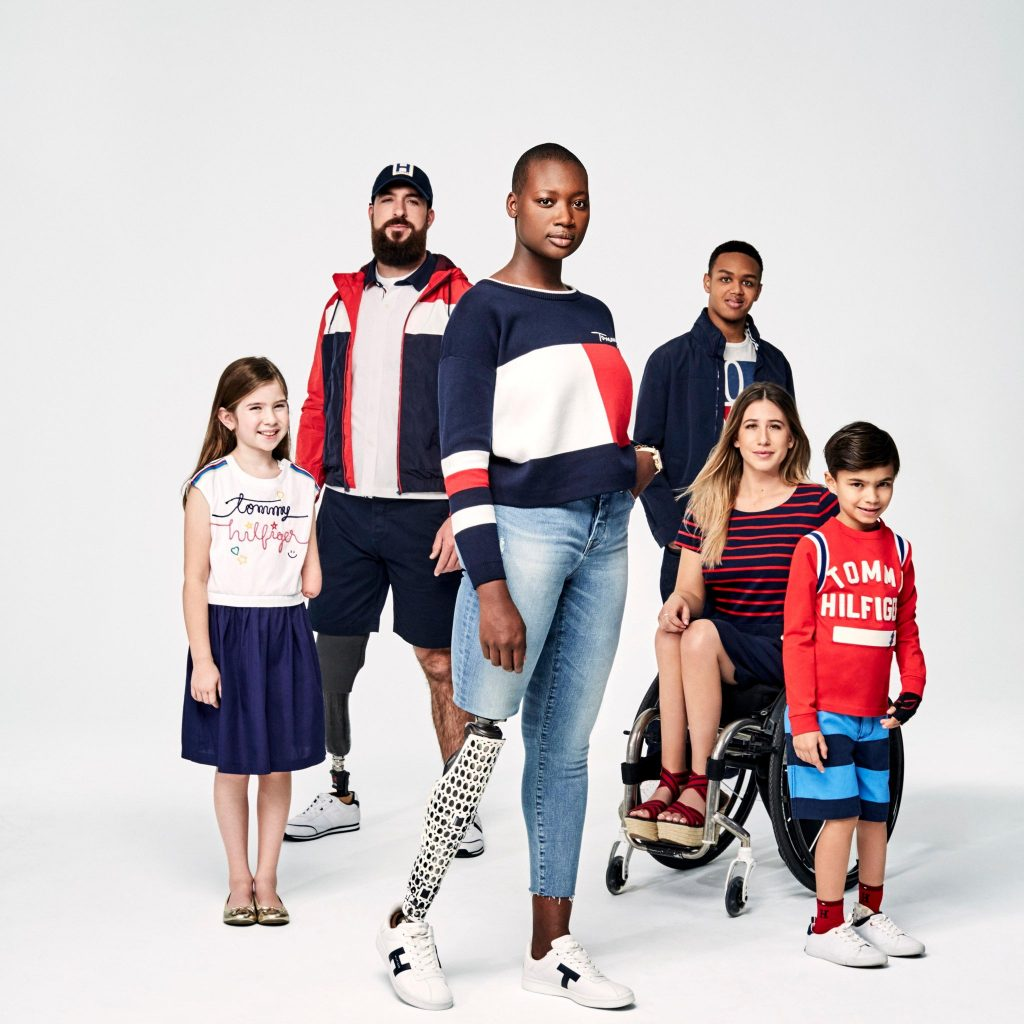 Tommy Hilfiger Adaptive Spring 2018 Courtesy of Tommy Hilfiger
