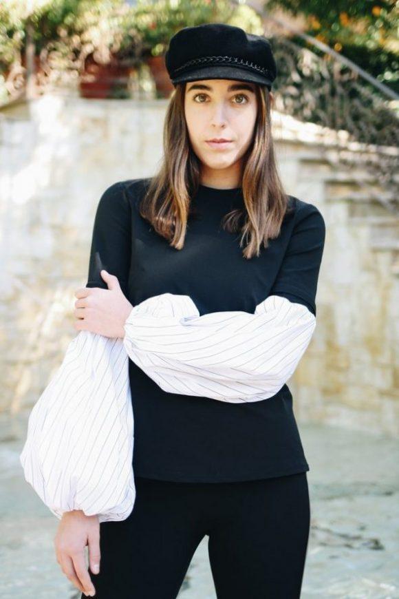 Nicole Frank Ruth Top
