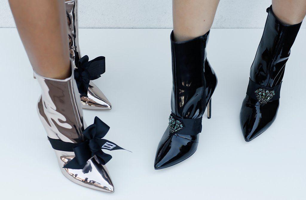 Nicole Frank Shoe Straps, Images Courtesy of Nicole Frank